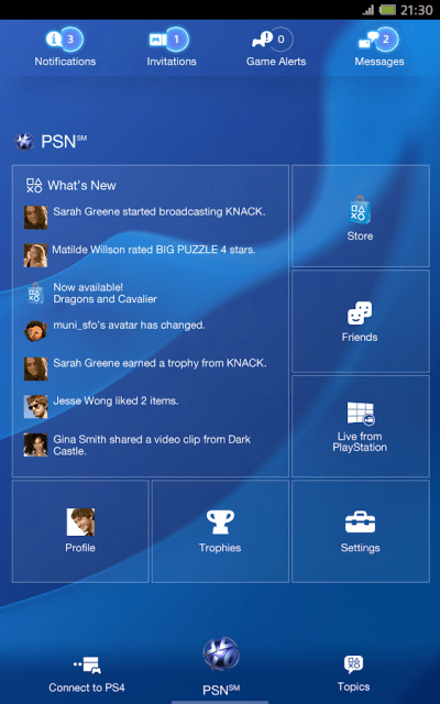 PlayStation®App - Android Apps on Google Play