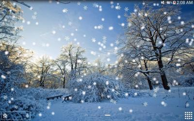Winter-Schnee Live Wallpaper – Android-Apps auf Google Play