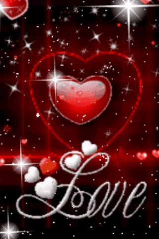 Red Heart Love Live Wallpaper - Android Apps on Google Play