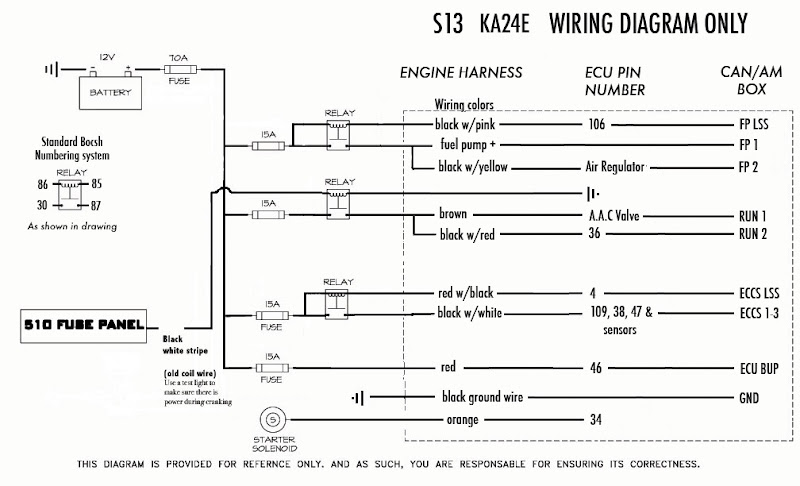 How to wire a KA, CA, SR, and VG into anything - How-To - Ratsun Forums