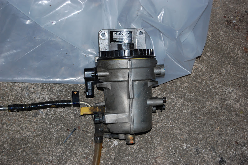 Cummins Fuel Filter Housing Eliminator