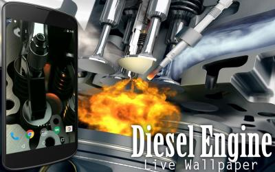 Diesel Engine Live Wallpaper - Android Apps on Google Play
