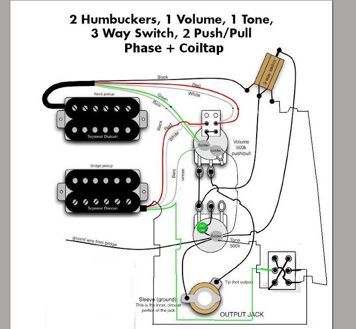 Wiring Diagram Likewise Epiphone Wiring Diagram On Push Pull Pot
