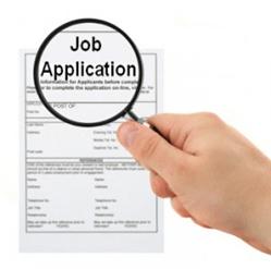 Job Application Form Help Questions | Letter Wall Art