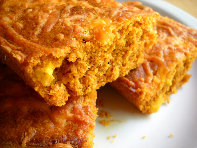 Chili Cheese Cornbread
