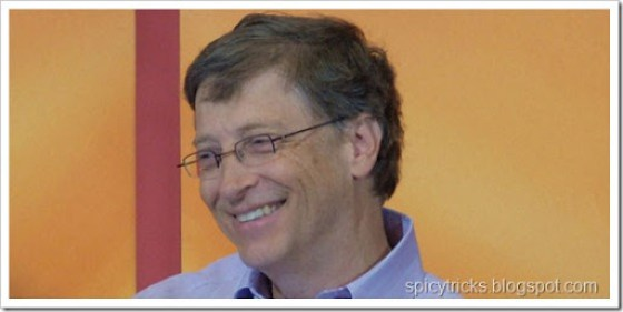 Bill Gates launched a website Gates Notes