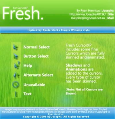 Fresh_Cursors