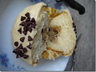 Chocolate Chip Cookie Dough Cupcakes (2)