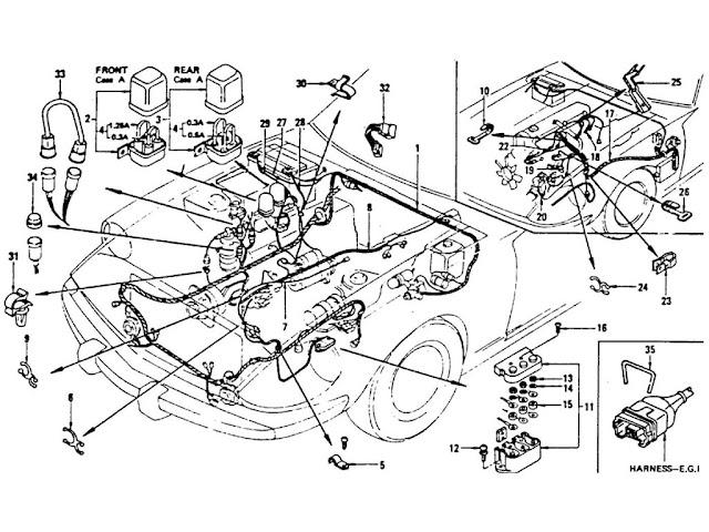 1978 Datsun 280z Wiring Harness Diagram Wiring Diagram
