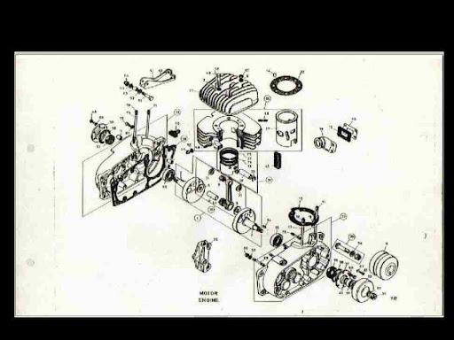 Alpina Engine Diagram