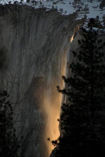 Yosemite Lava Falls Wallpaper The Best Quality Wallpaper Yosemite Fire Waterfall