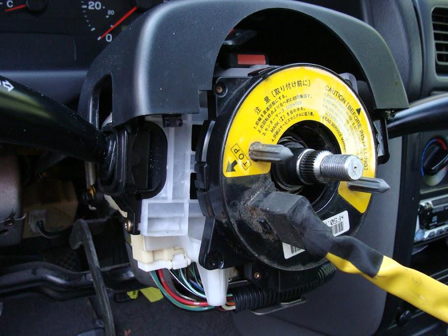 06-\u002708) Installing Steering Wheel Controls - Subaru Forester Owners