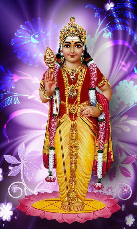 Hindu God Animation Wallpaper Free Lord Murugan Live Wallpaper Android Apps On Google Play