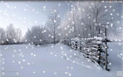 Winter Snow Live Wallpaper PRO - Android Apps on Google Play