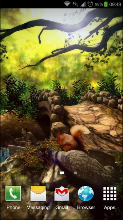 Fantasy Forest 3D Free - Android Apps on Google Play
