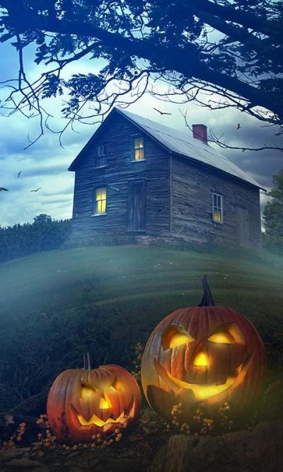 Haunted House Live Wallpaper - Android Apps on Google Play