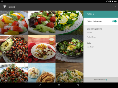 Yummly Recipes & Shopping List - Android Apps on Google Play