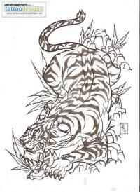 Tiger Tattoo Design Wallpaper  Aplikcie pre Android v ...