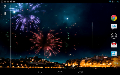 KF Fireworks Live Wallpaper - Android Apps on Google Play