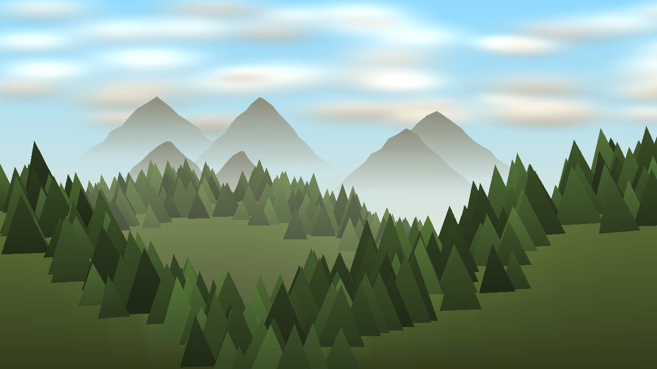 3d Parallax Weather Live Wallpaper For Android Os Forest Live Wallpaper Android Apps On Google Play