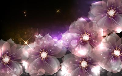 Glowing Flowers Live Wallpaper - Android Apps on Google Play