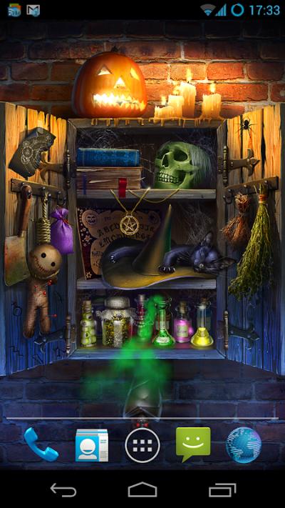 Halloween Live Wallpaper APK 1.0.7 Download - Free Personalization APK Download