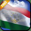 3D Tajikistan Flag LWP APK