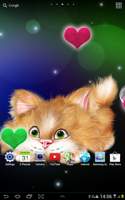 Funny Cat Live Wallpaper - Android Apps on Google Play