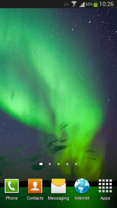 Aurora Borealis Live Wallpaper - Android Apps on Google Play