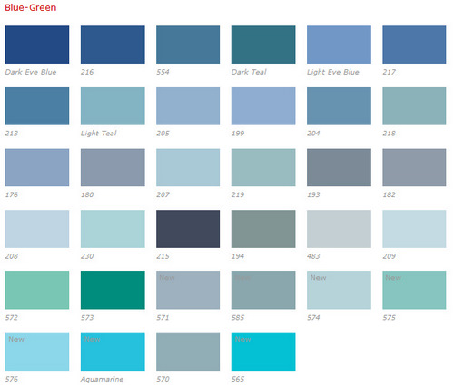 84+ Teal Color Names - Colors Of Blue Shades Color Names Learn More