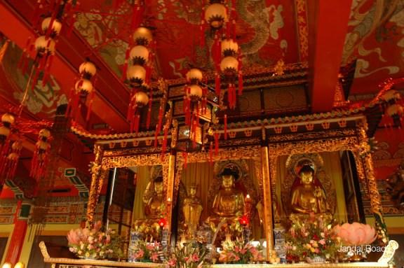 Po Lin Monastery, Lantau Island, Hong Kong