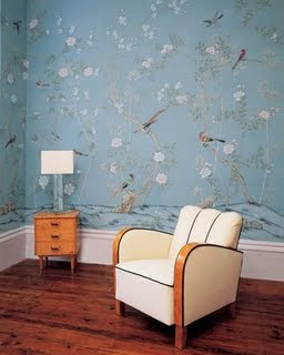 Chamomile & Peppermint: Love Affair With Wallpaper...