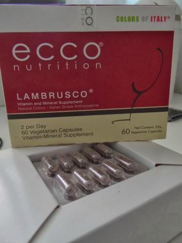 Ecco Nutrition Lambrusco