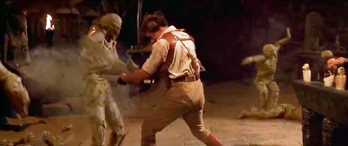 1999 the mummy trivia