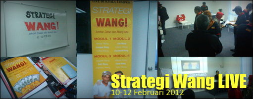 Strategi Wang LIVE kepala post