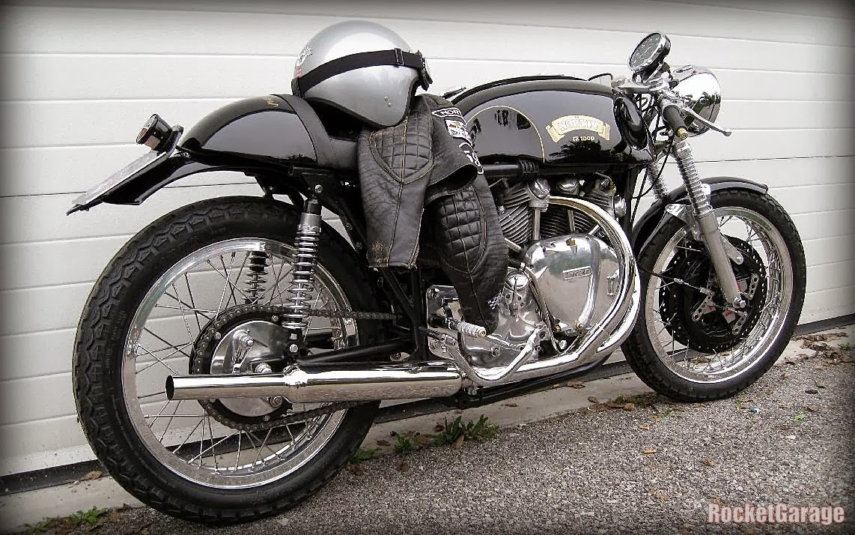 92 Modifikasi Motor Vixion Cafe Racer Terbaru Kinyis Motor