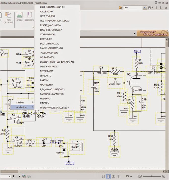 peavey jsx schematic