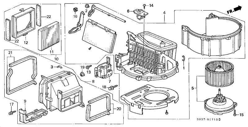 97 Integra Engine Diagram Control Cables  Wiring Diagram