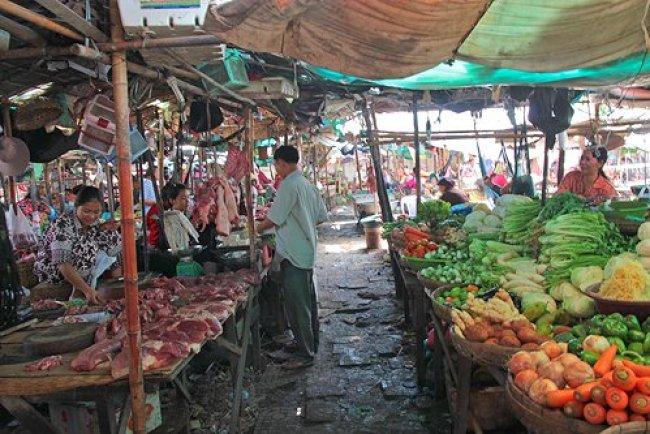 kampong cham marketplace