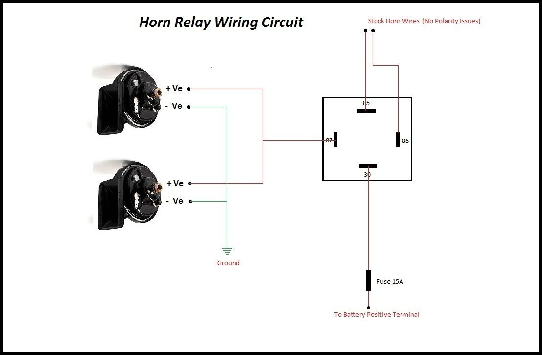 horn relaycar wiring diagram page 9