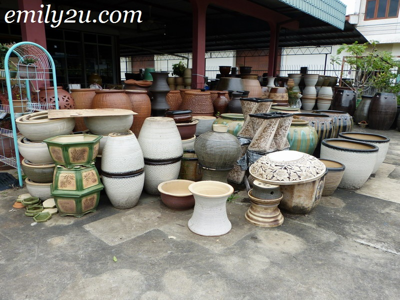 Blumentopf Shop Sibu Earthenware & Pottery-making | From Emily To You