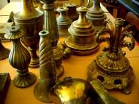 Honey's Treasures: Antique Lamp Parts