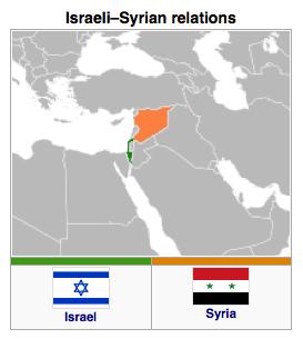 Israel - Syria Relations