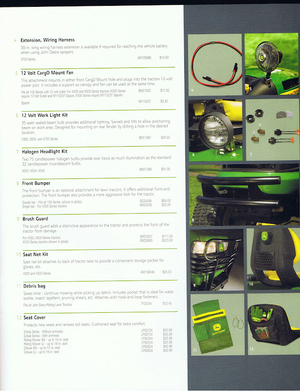 Deere 45 Loader Spot Lights- Cheapo Edition - MyTractorForum