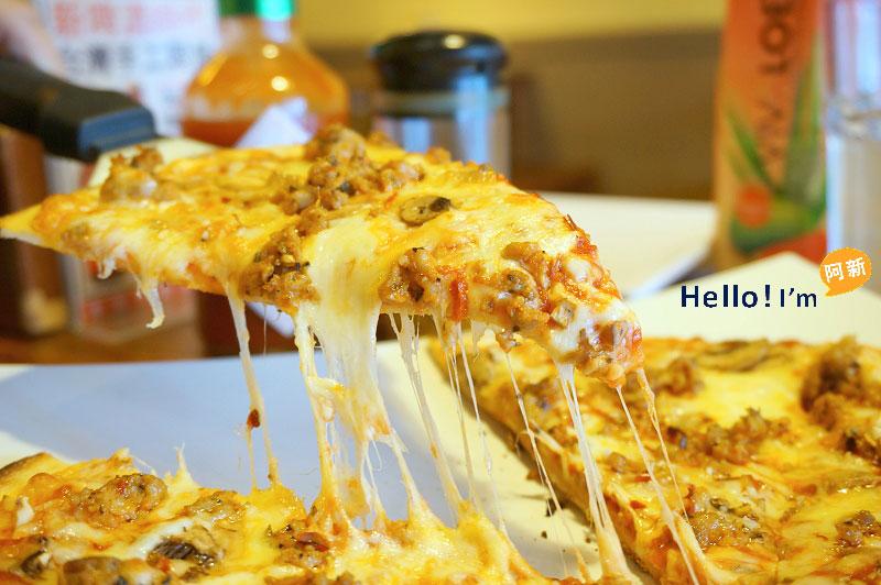 台中搖滾披薩