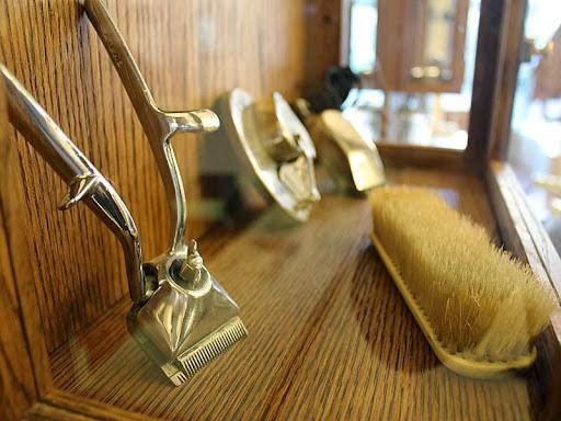 Antique Koken Barber Chairs Lovingheartdesigns