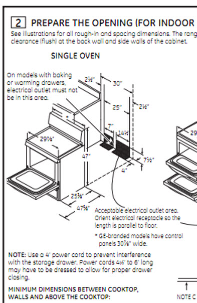 Electric Oven Outlet Wiring manual guide wiring diagram