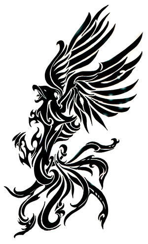 black tattoo designs