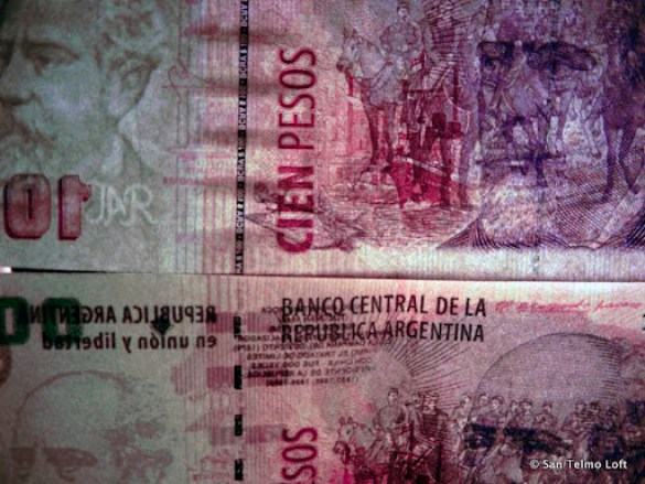 Real vs. Fake Argentine Pesos