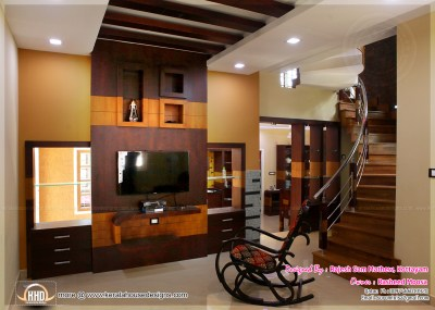 Kerala interior design with photos - Kerala home design and floor plans